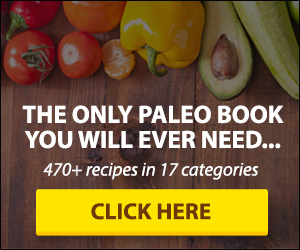 Best Paleo Diet CookBook; More than 470 recipes